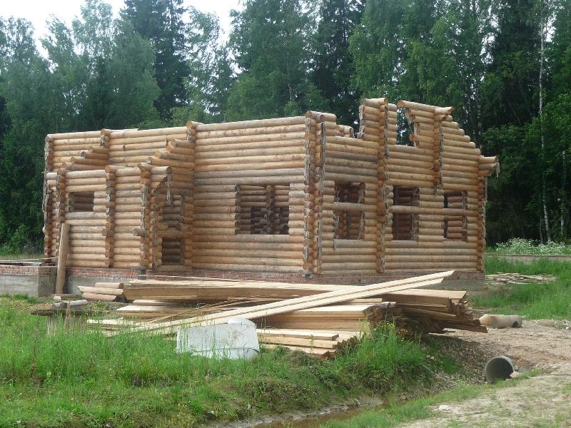 строительство жилого дома в деревне